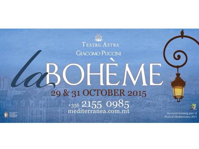 La Boheme - (Opera Production)