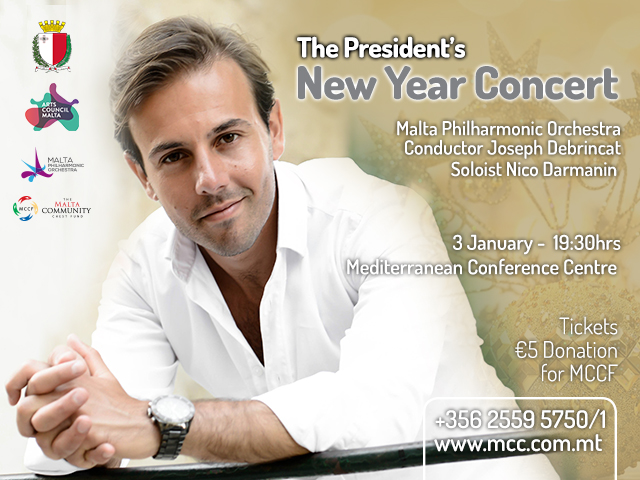 The President`s New Year Concert