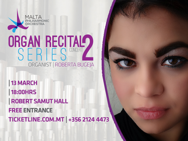 Organ Recital Series - Concert Two