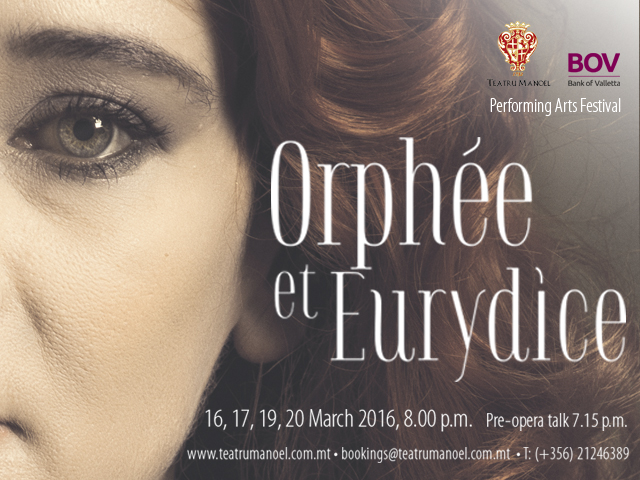 Manoel Theatre's Opera Production