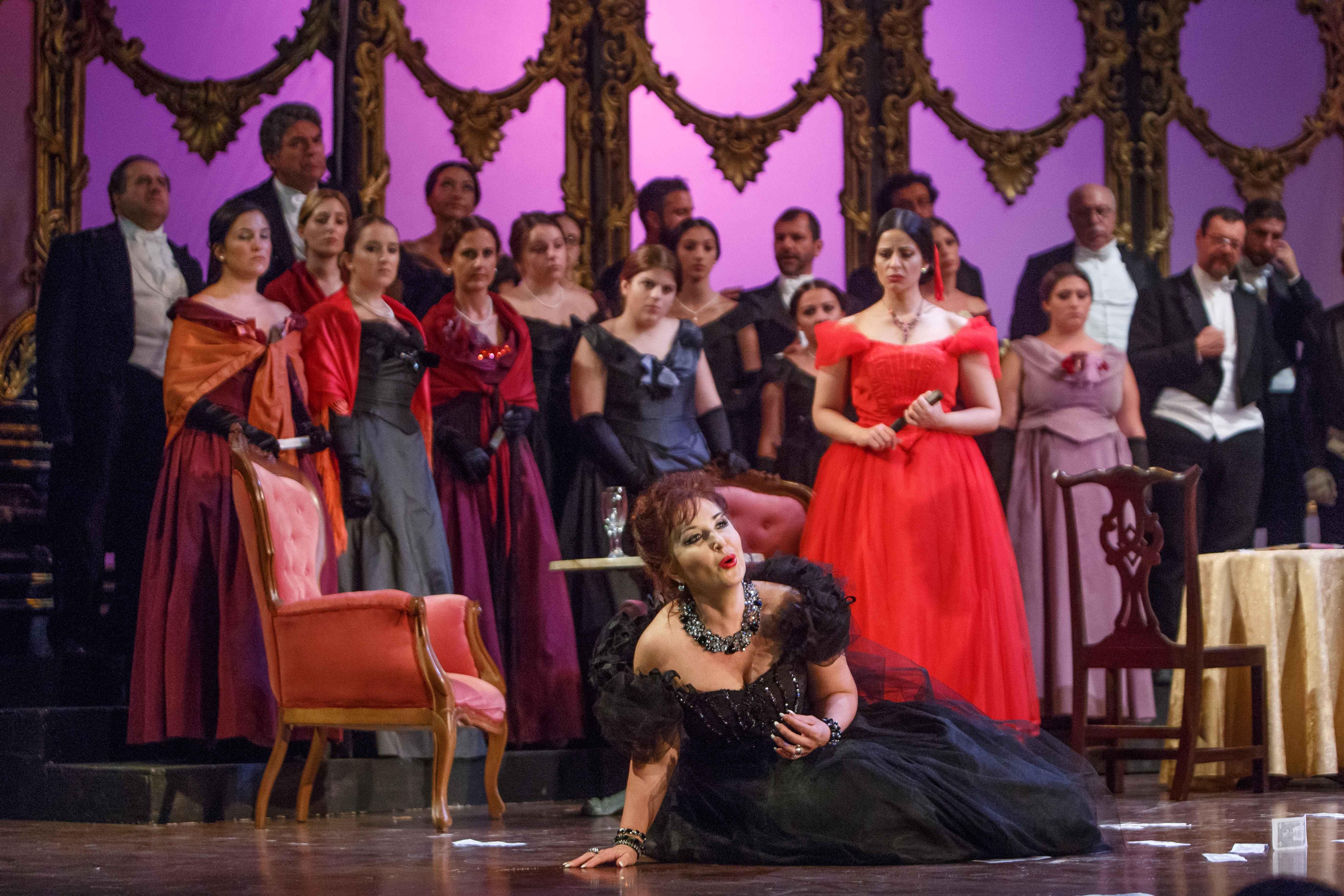 La Traviata Opera Malta Philharmonic Orchestra (2)