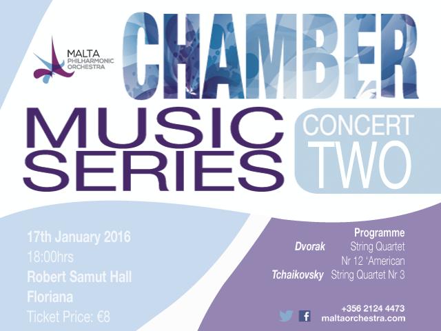 YARO STRING QUARTET - MPO Chamber Music