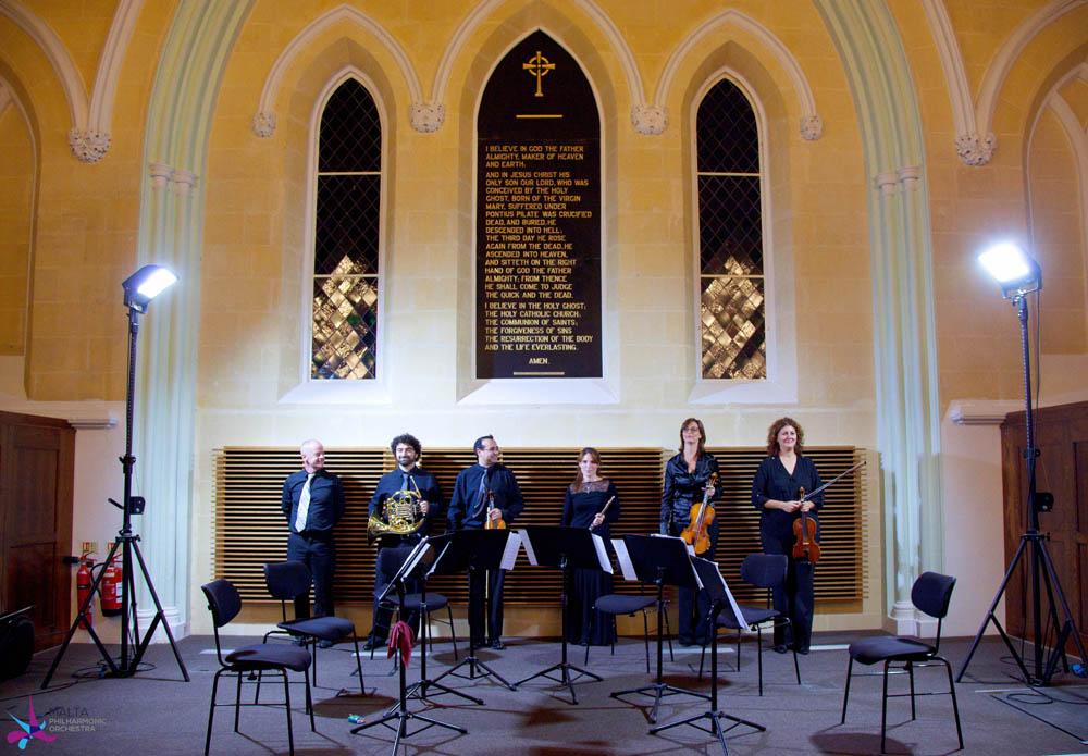 Malta Philharmonic Orchestra Chamber Music Series Concert One Robert Samut Hall Floriana (14)