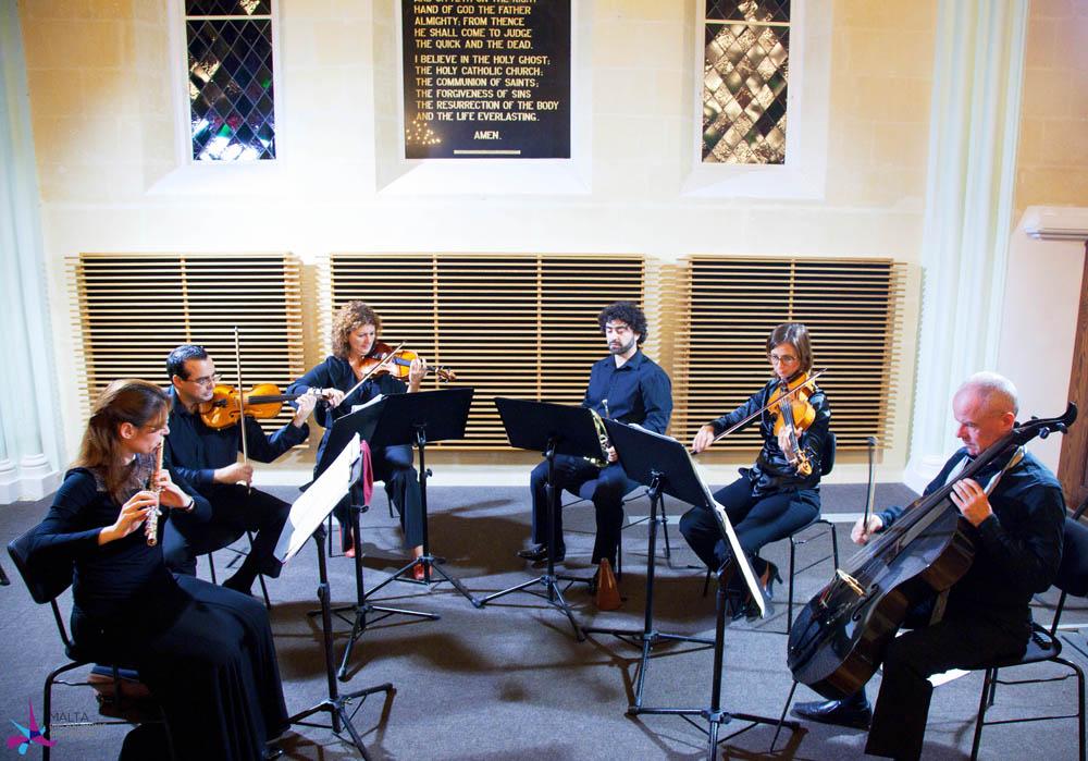Malta Philharmonic Orchestra Chamber Music Series Concert One Robert Samut Hall Floriana (5)
