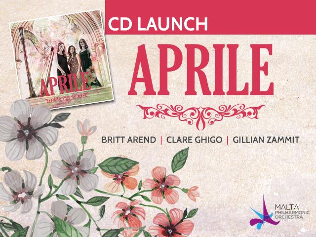 APRILE CD Launch Concert