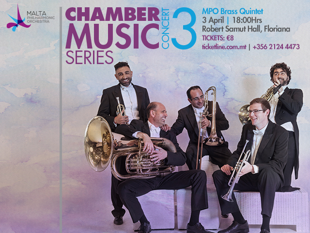 MPO Chamber Music Series - Concert Three