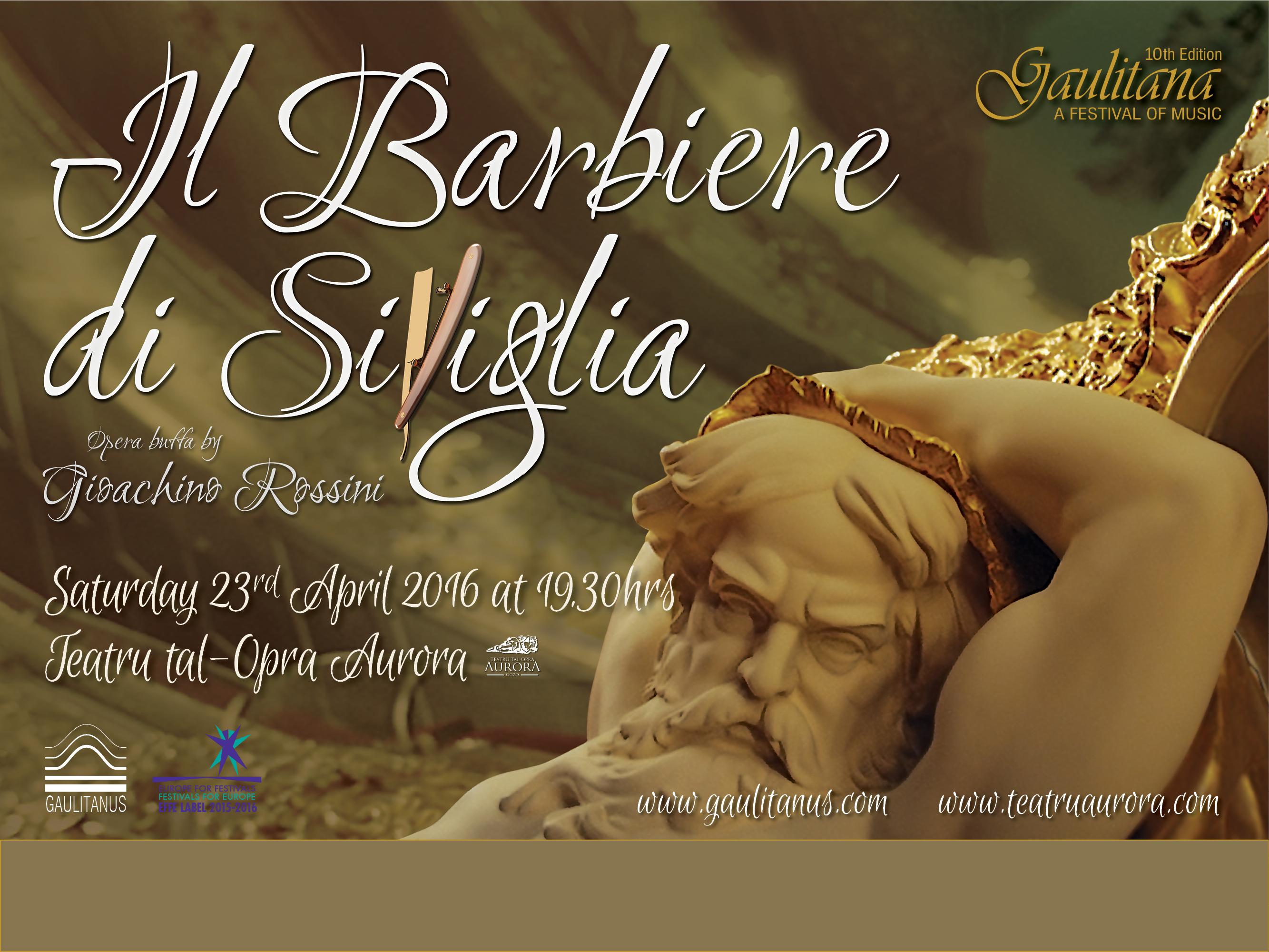 Il Barbiere di Siviglia (Opera Production)