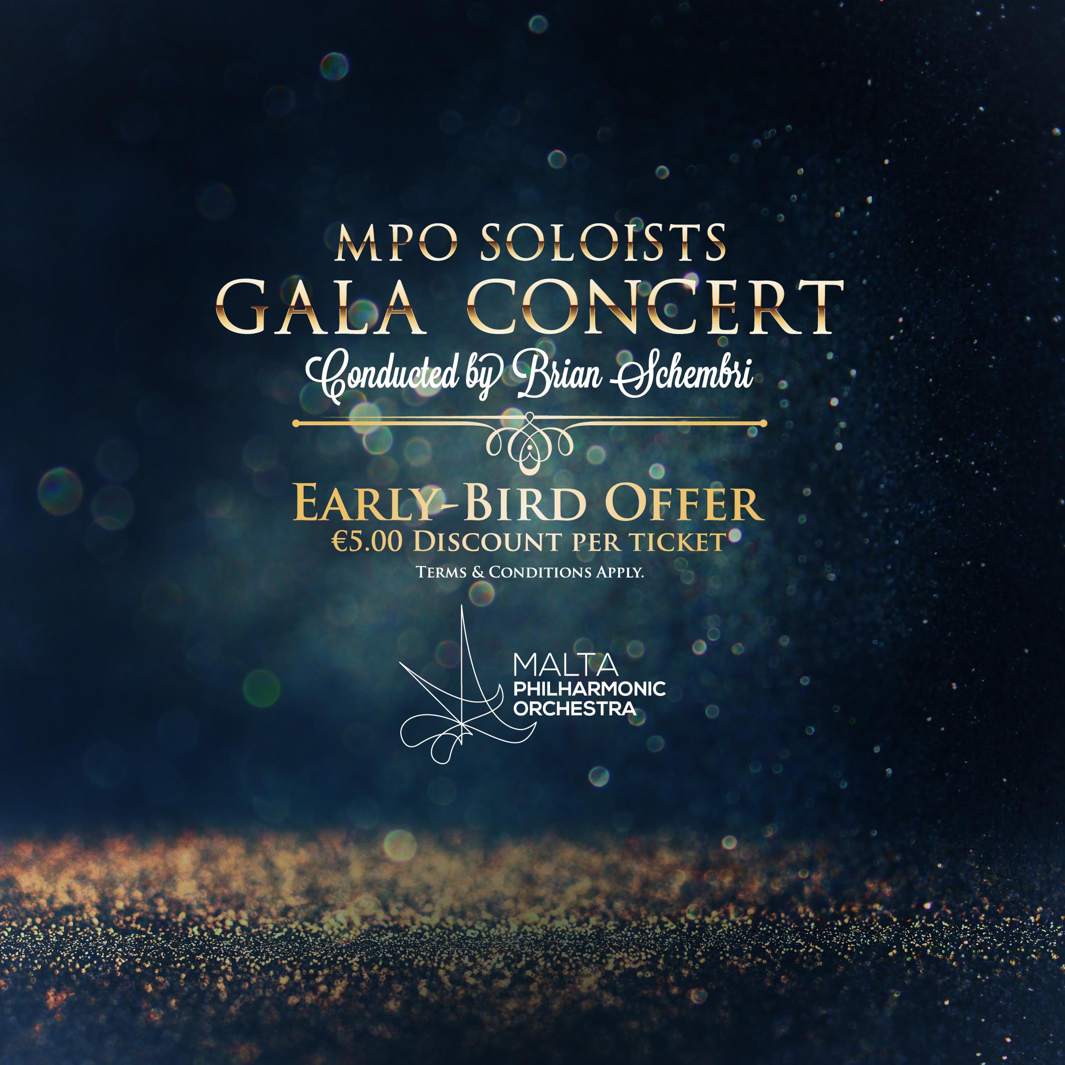 MPO Soloists Gala Concert