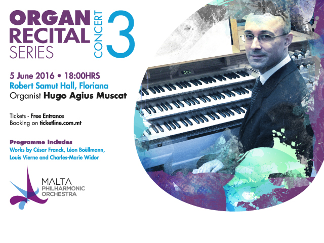 Organ Recital Series Three