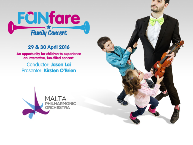 Family Fanfare with The MPO