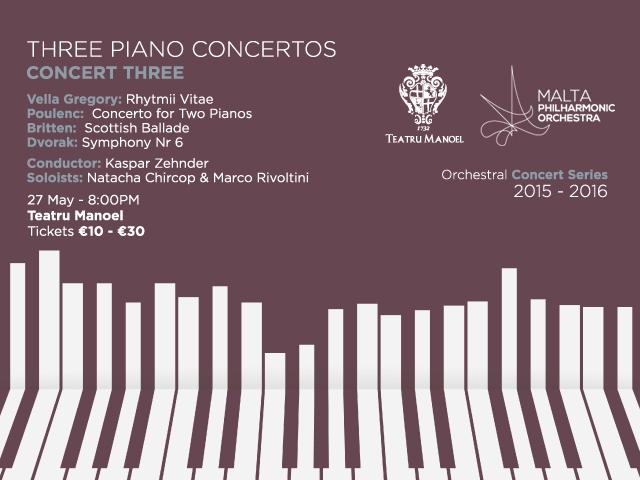 MPO Orchestral Concert Series Five
