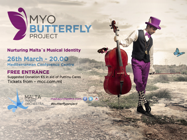 MYO Butterfly Project - The Beginnings
