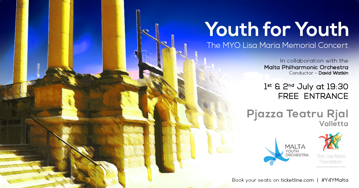 Youth for Youth - MYO Lisa Maria Memorial Concert