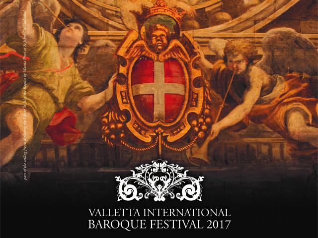 Valletta International Baroque Festival - Inspired by Baroque