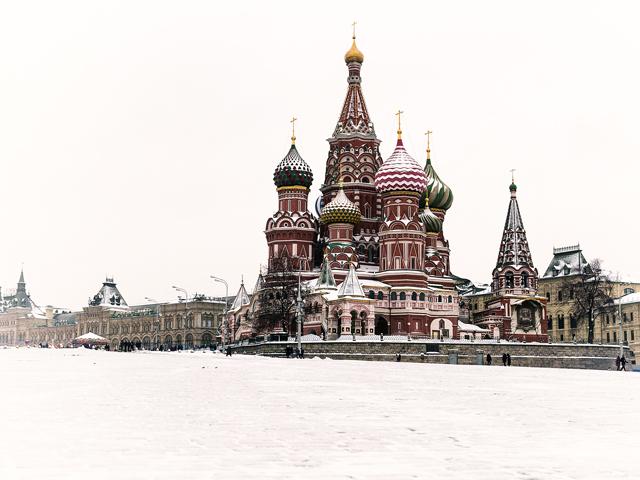 Russian Masters I