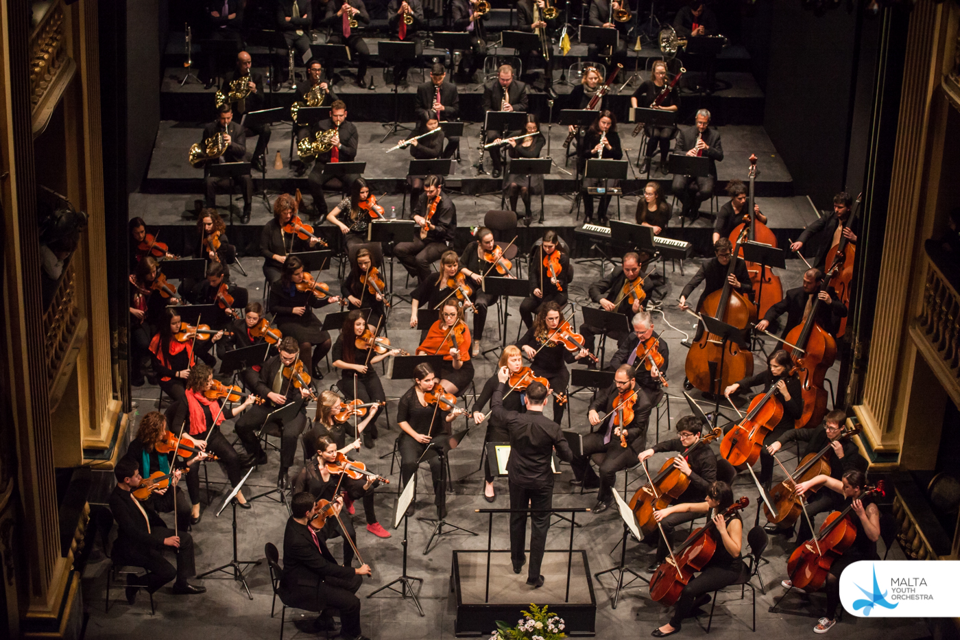 Malta Youth Orchestra Concert