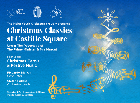 Christmas Classics at Castille Square