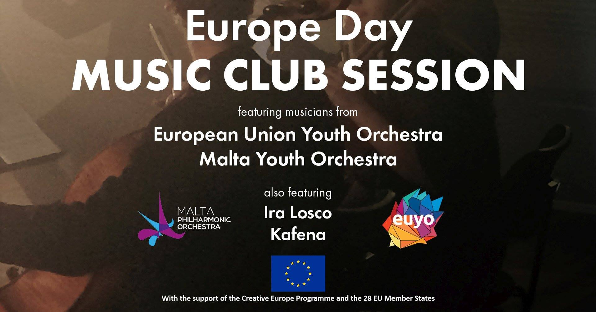 Europe Day: Music Club Session