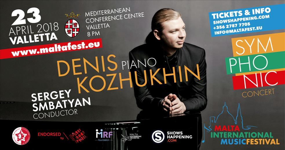 Shostakovich Fifth Symphony - Malta International Music Festival