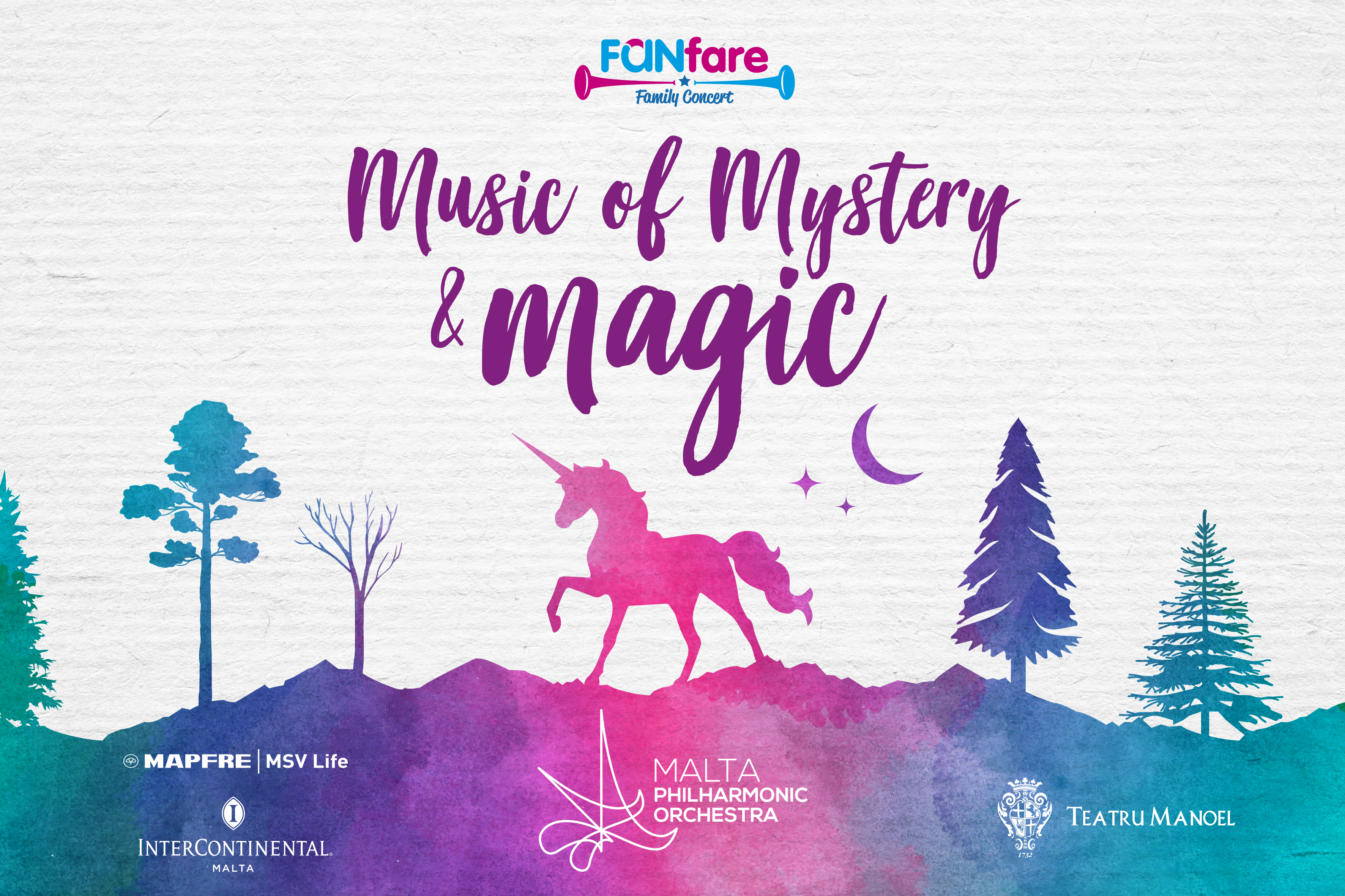 Music of Mystery and Magic
