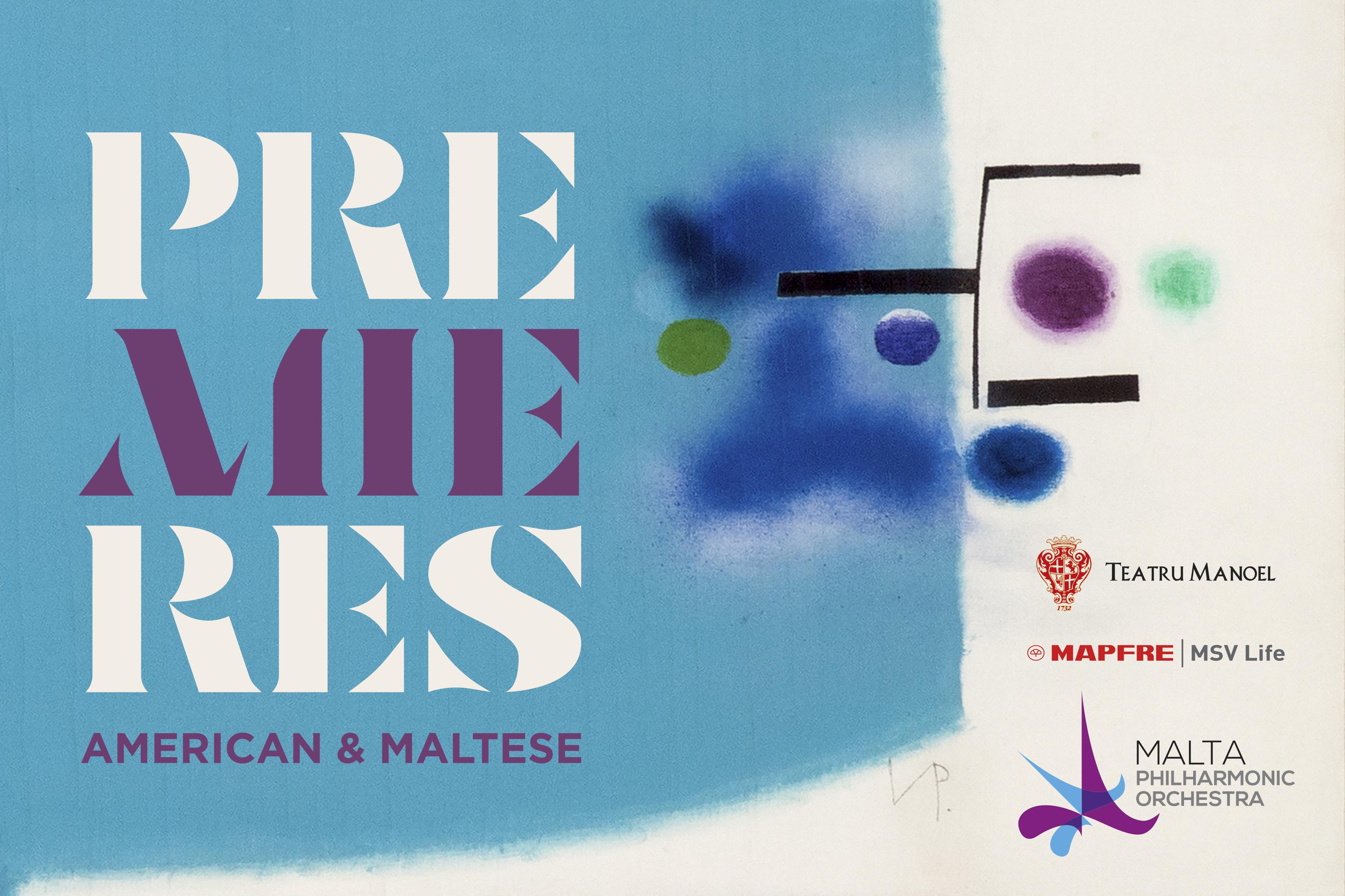 Premieres - American & Maltese