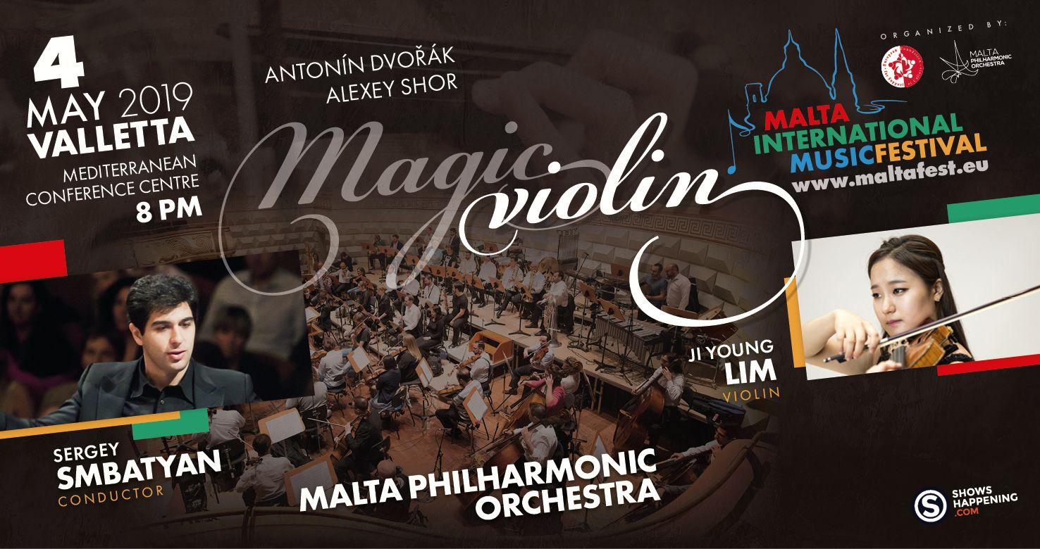 Magic Violin