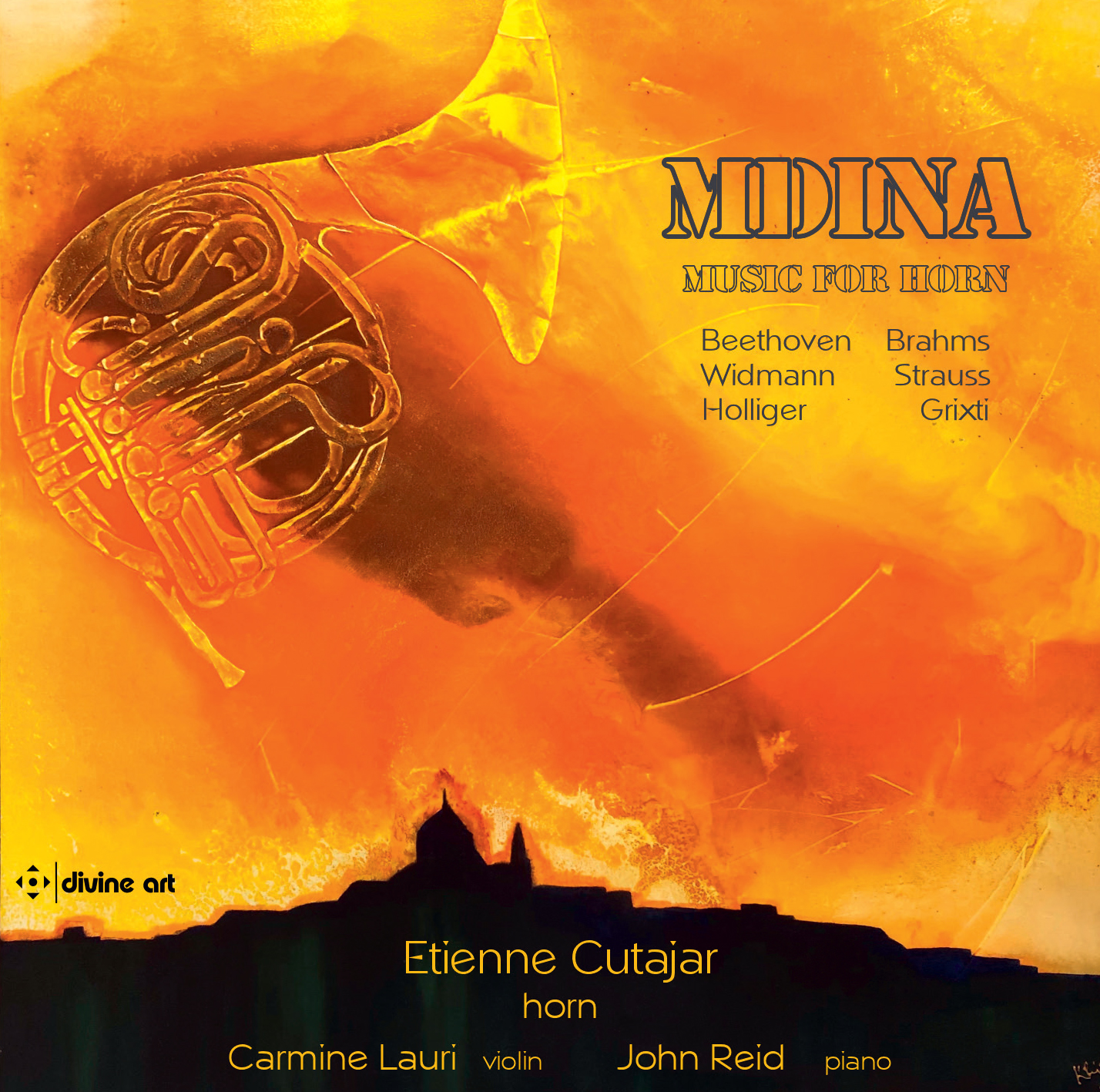 Mdina - Music for Horn | Malta Philharmonic Orchestra
