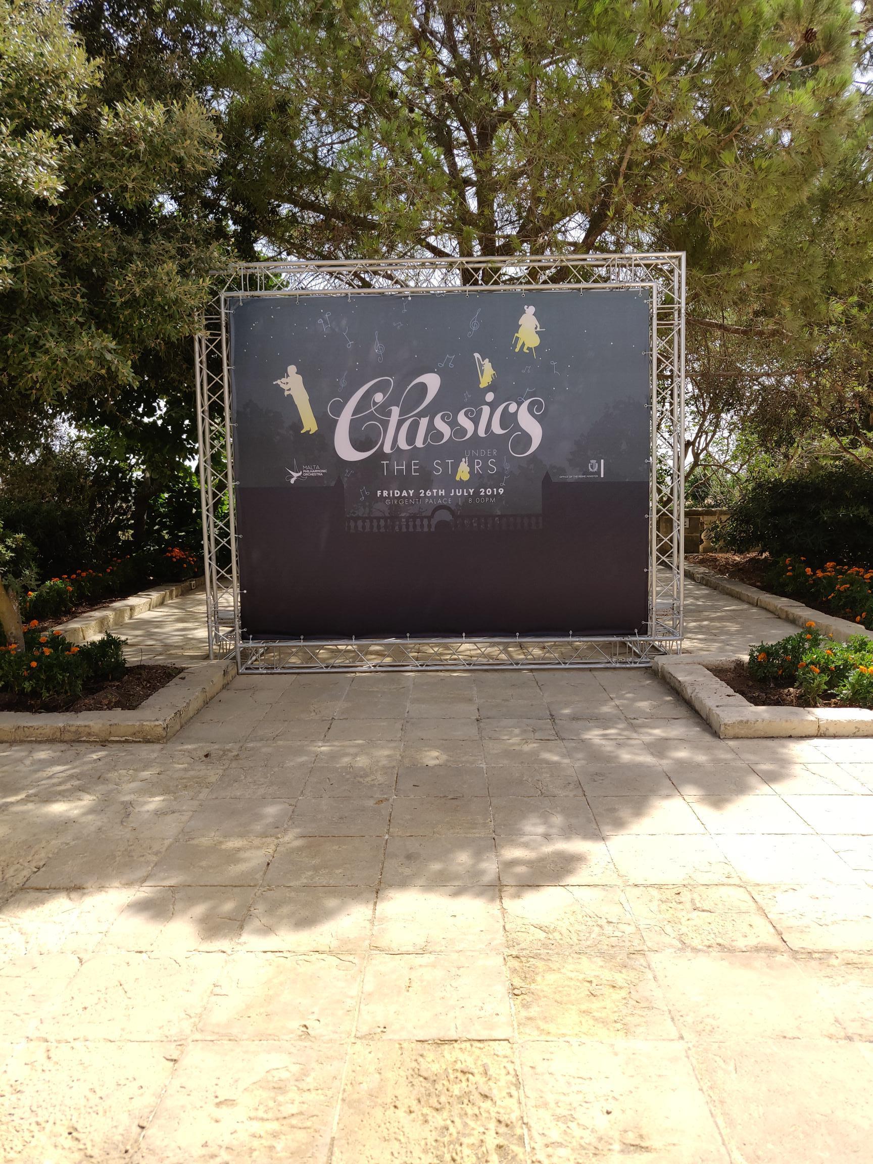Classics under the Stars