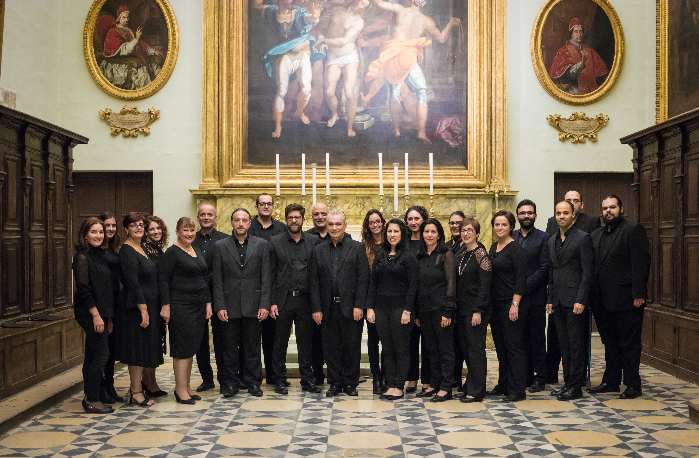 Music by Maestri di Capella of the Mdina Cathedral