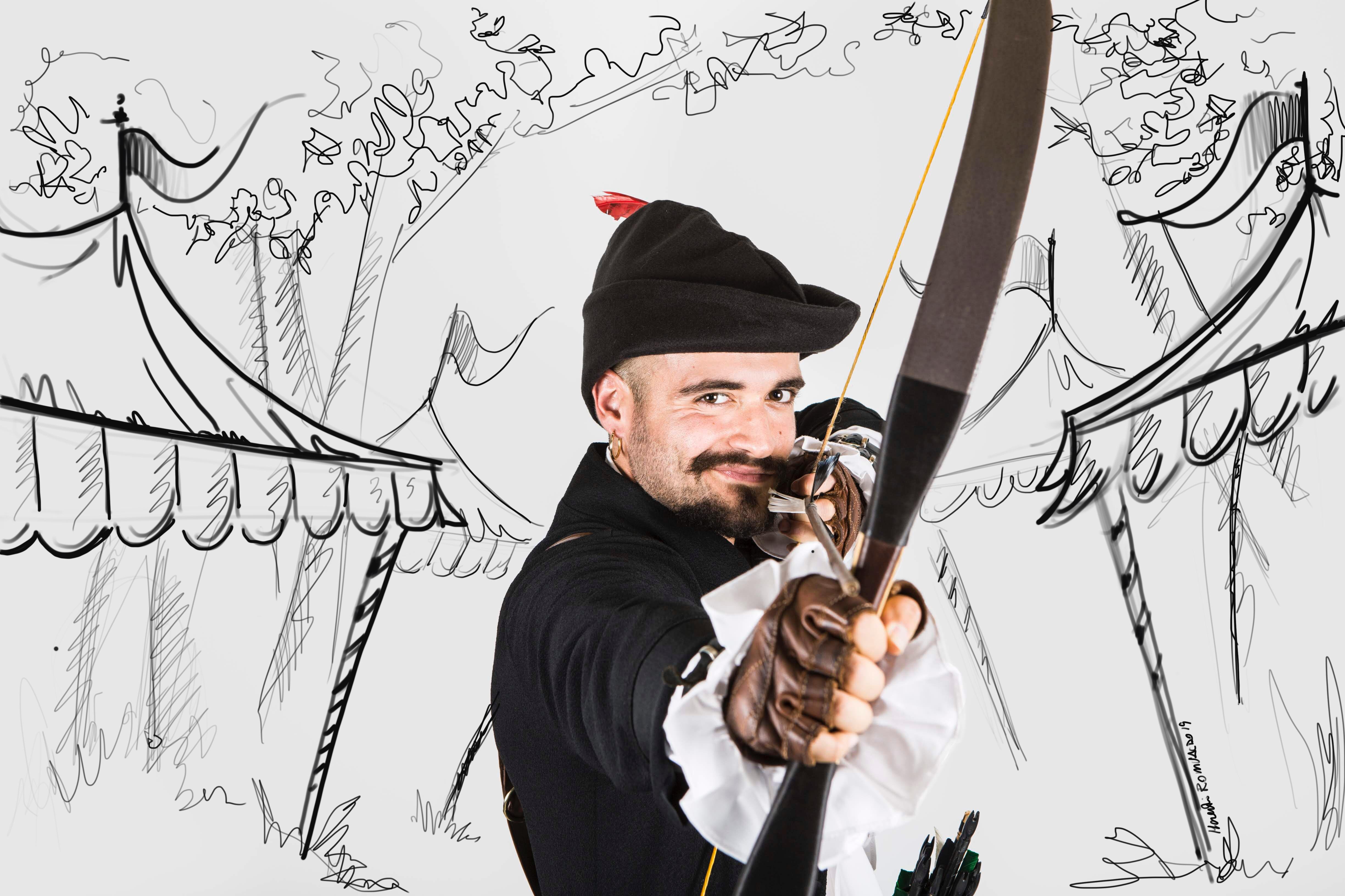 Robin Hood u Marian